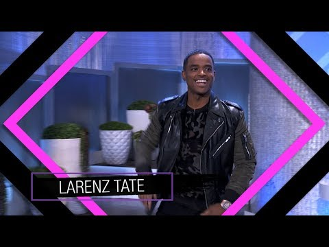 Thursday on 'The Real': Larenz Tate