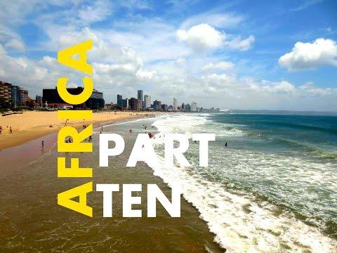 PORT ELIZABETH & DURBAN ADVENTURES - AFRICA VLOG PART 10