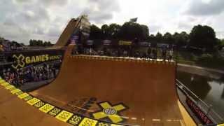 Tony Hawk & Friends X Games Vert demo - GoPro