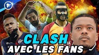 VIDEO: Ces joueurs partis au clash avec leurs propres supporters