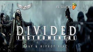 Dark Epic Underground BEAT HIPHOP RAP INSTRUMENTAL - Divided (Midex Collab)