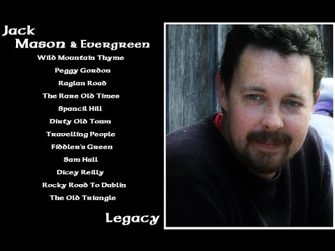 Legacy - Full Album - Jack Mason & Evergreen