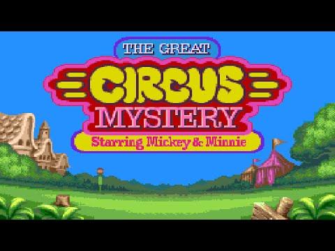 [Full GamePlay] The Great Circus Mystery (Hard Mode) [Sega Megadrive/Genesis]