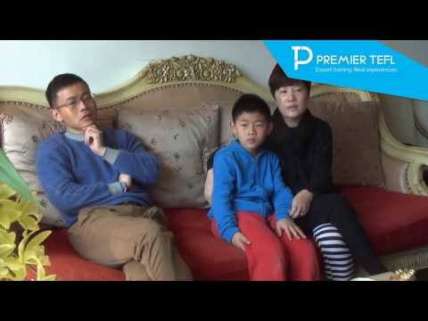 Teaching English as a home-tutor in China