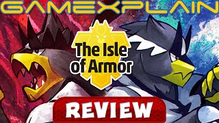 Pokémon Sword & Shield: The Isle of Armor - DLC REVIEW (Nintendo Switch) (Video Game Video Review)
