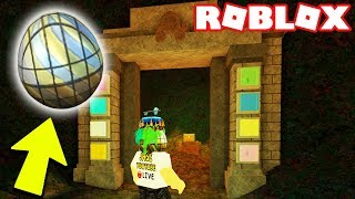 ROBLOX STAINED GLASS EGG! | HOW TO OPEN THE DOMINUS DOOR & GET ALL 8 FRAGMENTS