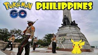 POKEMON GO - IN THE PHILIPPINES | #pinoyyoutubersrule thumbnail