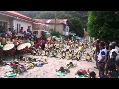 ROMBLON BINIRAY FESTIVAL 2014 - APUNAN TRIBE