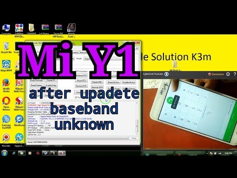 Repeat Xiaomi Redmi 5a Imei Repair Baseband Unknown Imei