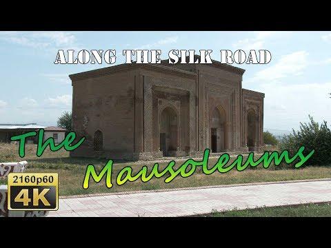 The Mausoleums of Uzgen - Kyrgyzstan 4K Travel Channel