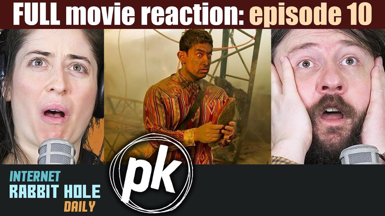 Download PK FULL MOVIE REACTION   Episode 10