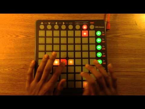 Lean on by Major Lazer, Launchpad Cover