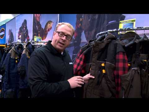 2014 Ice Fishing Expo: Frabill New Winter Wear