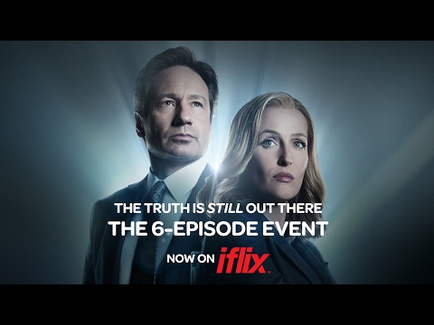The X-Files Season 10 Trailer