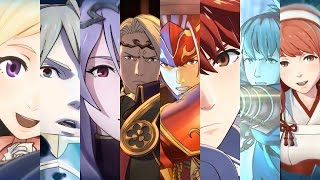Fire Emblem Fates - Sibling Cutscenes (HD ver.) [English]