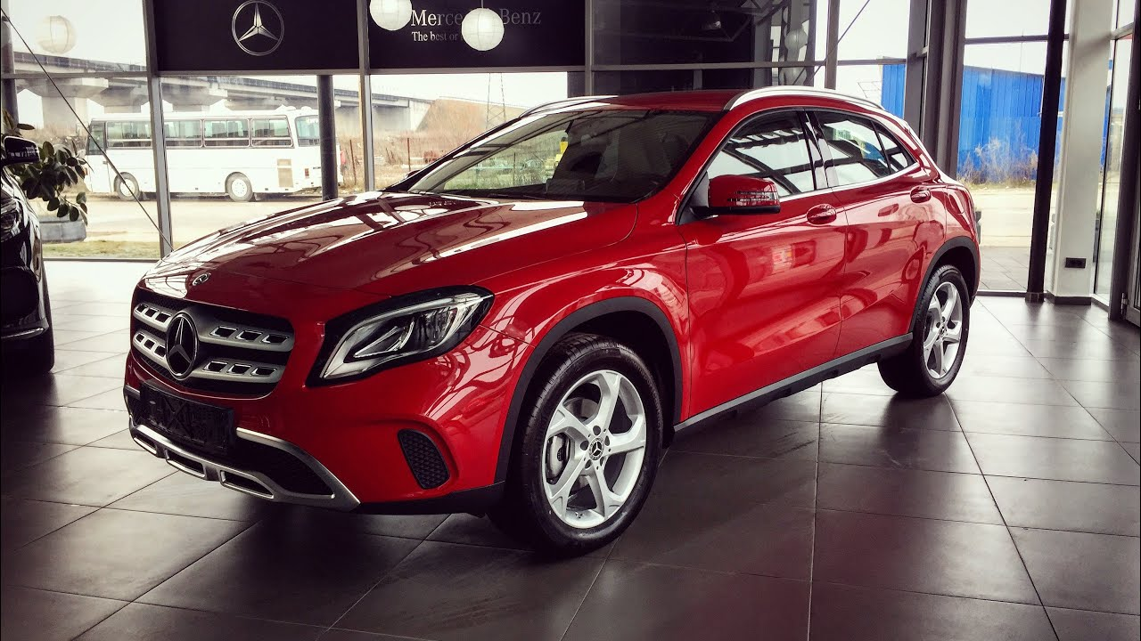 2018 mercedes benz gla 200d in depth review exterior interior youtube. Black Bedroom Furniture Sets. Home Design Ideas