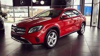 2018 Mercedes-Benz GLA 200d In depth Review Exterior interior