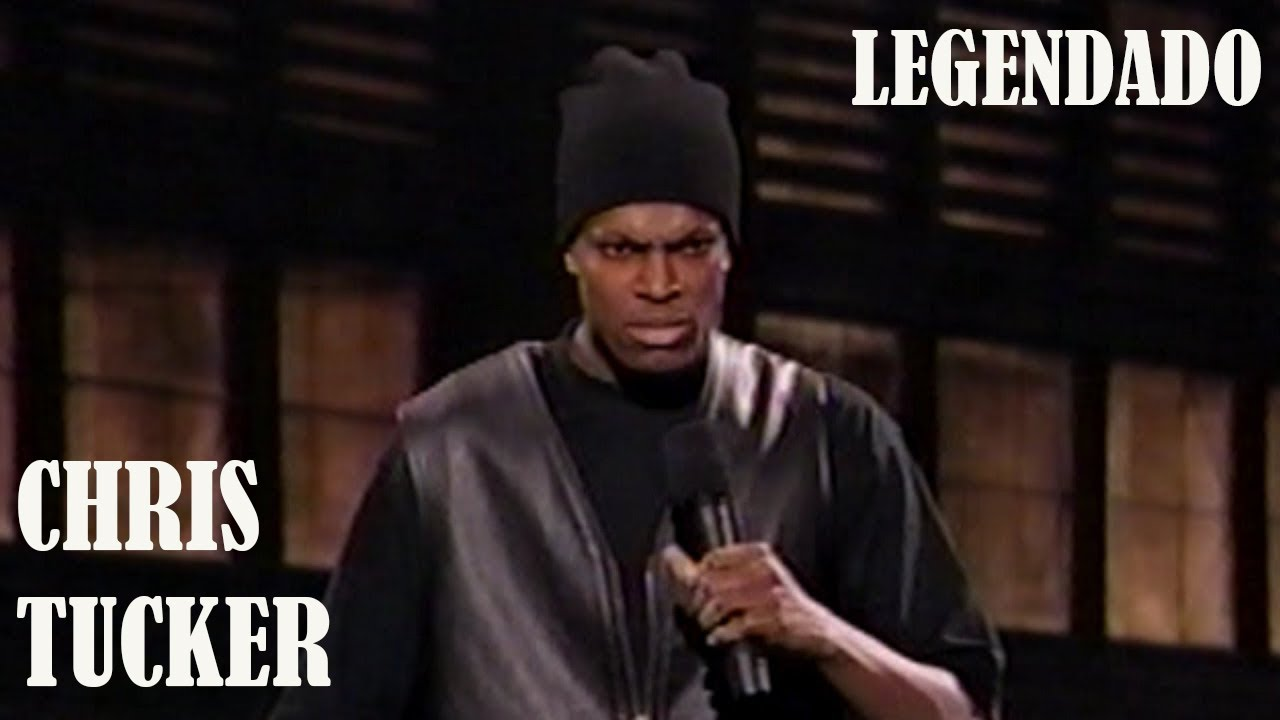 Chris Tucker - Def Comedy Jam (Legendado)