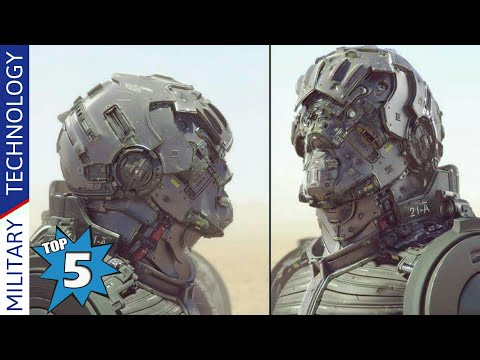 Top 5 Future Military Technologies Being Developed (Hindi)