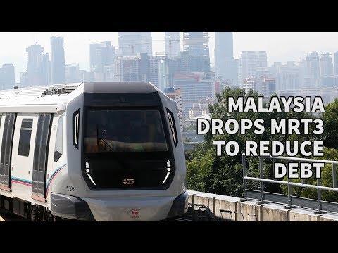 Govt scraps yet another mega project - MRT3