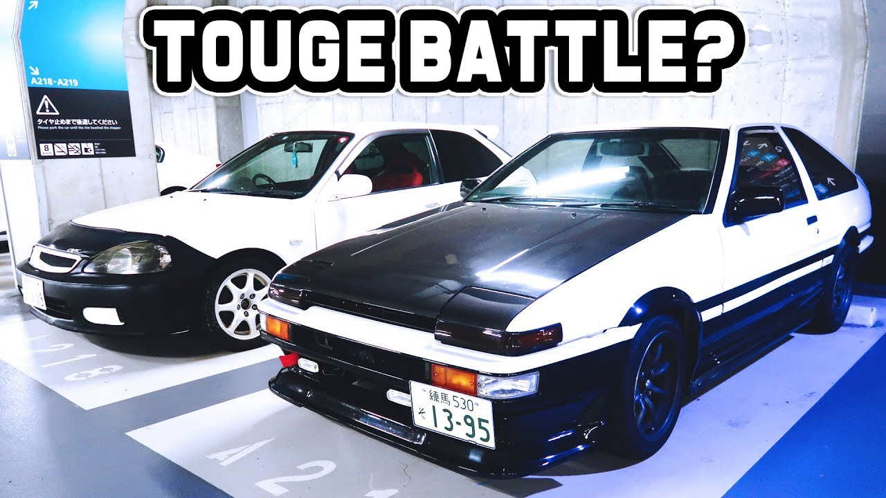 THE ULTIMATE TOUGE BATTLE!?