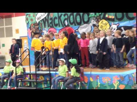 Wackadoo Zoo By Gleason Lake Elementary School