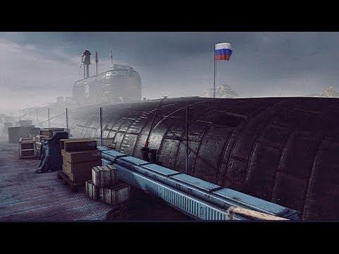Красивая Игра про Современную Подводную Лодку ! Курск К-141 2018