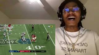 GOT THRASHED OMG LMAOO!! Cowboys vs  Falcons  NFL Week 10 Game Highlights REACTION!!
