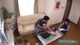 Mesum di ruang tamu dengan pacar