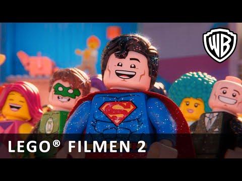 Lego Filmen 2 International Trailer Dk Youtube