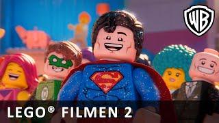 LEGO® Filmen 2 - International Trailer (DK)