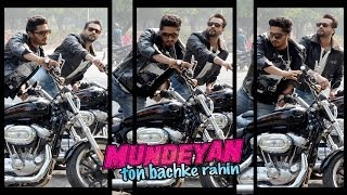 Download Hindi Video Songs - Mundeyan Ton Bachke Rahin Title Song  Video | Jassi Gill, Roshan Prince, Simran Kaur Mundi