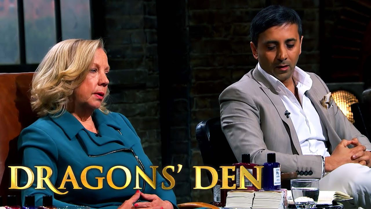 More Than Just a Good Hair Day For Infuse My Colour   Dragons' Den