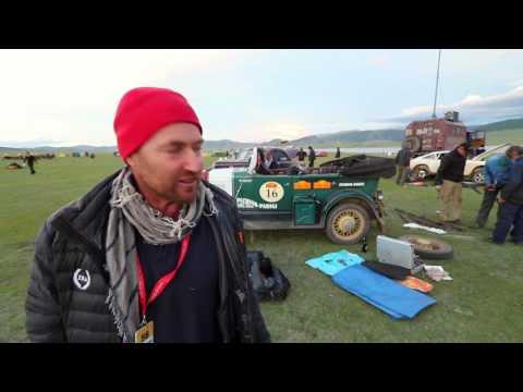 Peking to Paris 2016 - Car 20 - Camp repair