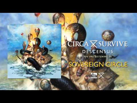 CIRCA SURVIVE - Sovereign Circle