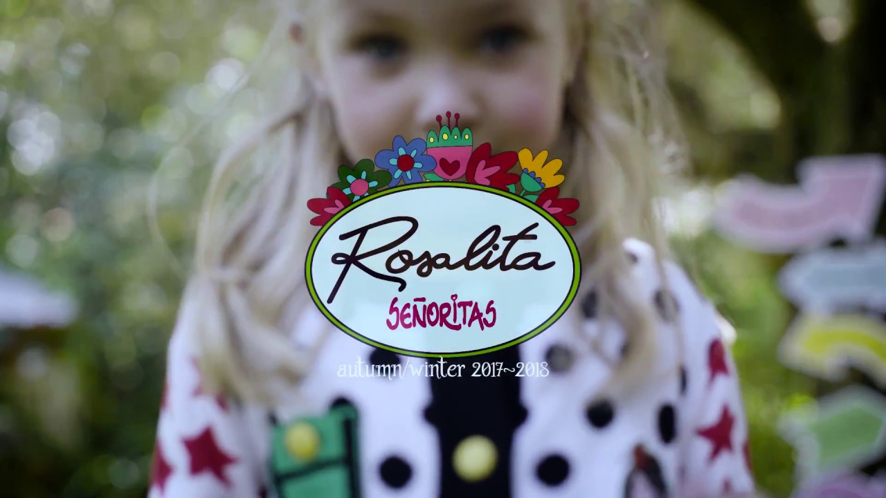 69d0f437b36342 Video Rosalita Senoritas Spaanse meisjes kleding Winter 17/18 - Kinderkleding  en speelgoed online kopen bij STAdesign