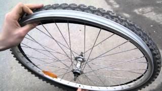 Как разбортировать колесо.(Мы вам покажем как разбортировать и сбортировать колесо от велосипеда., 2016-02-21T22:23:59.000Z)
