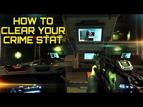 Star Citizen - How To Clear Your Crime Status (3.4.2)