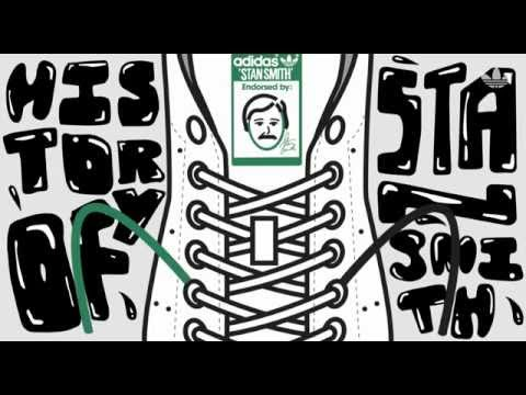 adidas Originals | History of adidas Stan Smith in 3 Minutes