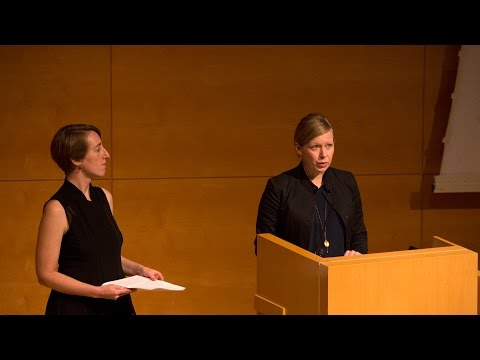 Photography and Sculpture: The Art Object in Reproduction (Video 1 of 4)