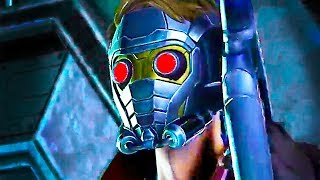 GUARDIANS OF THE GALAXY Episode 5 Trailer (2017) PS4 / Xbox One / PC - Telltale