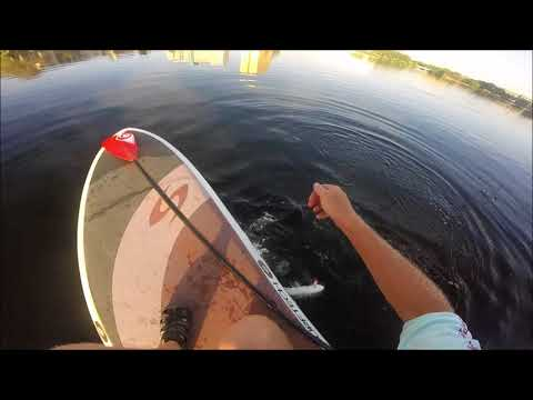 paddleboard fishing miami fl