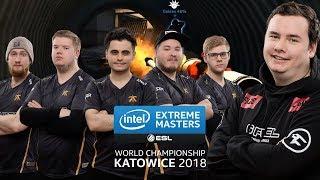 A Done Round? GuardiaN 1v5 Clutch | IEM Katowice 2018 GRAND FINAL