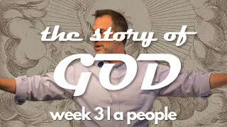 The Story of God: a people| November 15, 2020 | livestream sermon