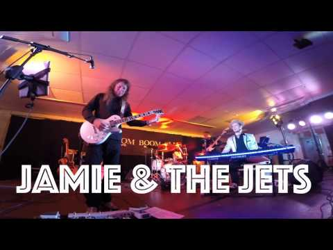 Jamie & The Jets - The Bitch Is Back At The Boom Boom