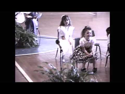 Michie Kindergarten Graduation 1993