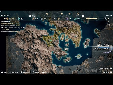 Assassin's Creed® Odyssey Walkthrough Gameplay Part 7 - Killing Mercenaries from YouTube · Duration:  31 minutes 23 seconds