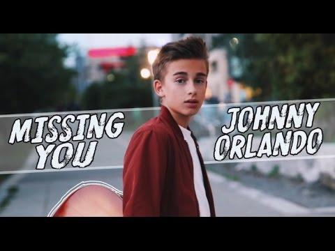 Johnny Orlando - Missing You (Lyric Video) - YouTube