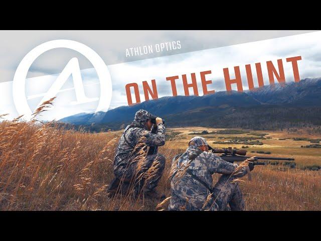 Athlon Optics Hunting Experience 2020