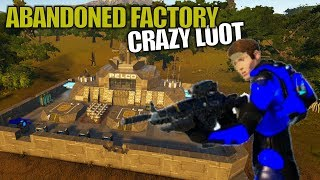 ABANDONED FACTORY CRAZY LOOT | Empyrion: Galactic Survival | Let's Play Gameplay | S14E07